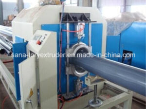 75-160mm PVC Plastic Pipe Extrusion Production Line/Extruder Machine pictures & photos
