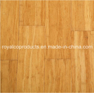 Bamboo Wood Flooring Tile Click Stytem for Building Material
