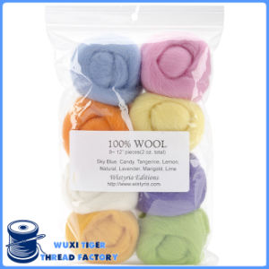 China Soft Fabric Material Wholesale 100% Wool Yarn