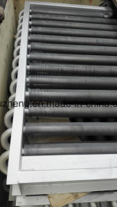 Industrial Counterflow Air Cooled Finned Tube Heat Exchanger for Food and Tea, Draught Fan for Cooling pictures & photos
