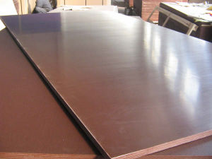 12mmdynea Brown Film Faced Plywood (W15044)