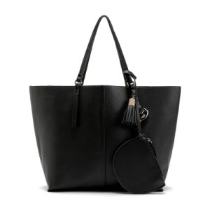Casual Bag-in-Bag Handbag with Attached Purse