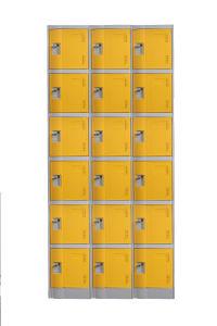 ABS Engineer Plastic Storage Lockers pictures & photos