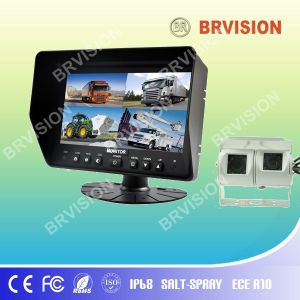 7 Inch TFT LCD Monitor Rear View Camera System pictures & photos