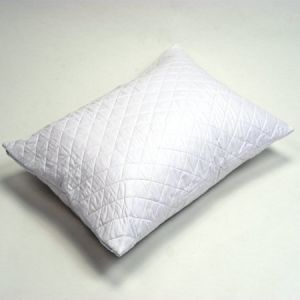 Fine Bedding Quilted Protector with Zipper Pillow pictures & photos