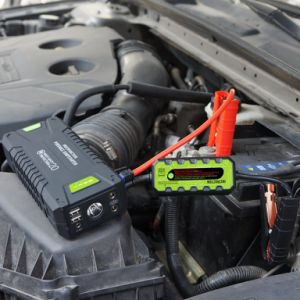 Emergency Battery Jumper Start with 74wh Capacity pictures & photos