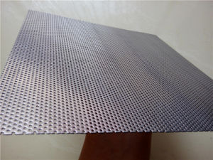 Round Hole Perforated Sheet for Filter, Tube, Cladding Wall, Barbecue Mesh, Noise Barrier pictures & photos