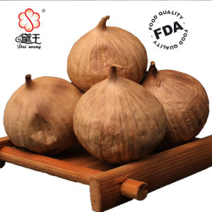 Good Taste Fermented Black Garlic 6 Cm Bulbs (250g/can) pictures & photos