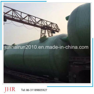 FRP Chemcial Storage Pressure Vessel Tank pictures & photos