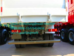 Sinotruck HOWO A7 8X4 12 Wheeler Dumper Truck 336/371HP Africa Ghana pictures & photos