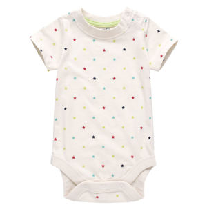 Newest 100% Organic Cotton Printed Infant Wear pictures & photos