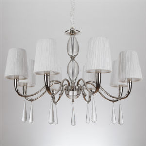 Modern Pendant Lamp Chandelier with K9 Crystal (SL2067-8) pictures & photos
