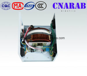 Full Automatic Relay Type Stabilizer, Single Phase Voltage Stabilizer / Plastic Panel Automatic Stabilizer pictures & photos