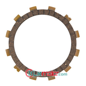 Motorcycle Clutch Disc Gn125 / GS125 / Yes125