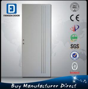 Aluminum Strip Metal Door as Interior Door pictures & photos