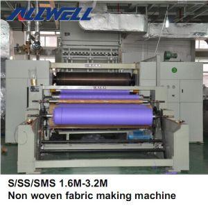 Single Beam PP Spunbond Nonwoven Fabric Machine pictures & photos