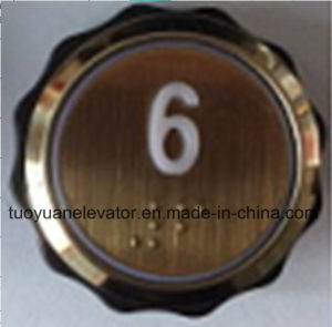 Hyundai Push Button for Elevator Parts (TY-PB35) pictures & photos