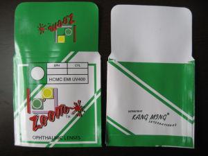 1.56 UV400 Hmc EMI Plastic Lenses