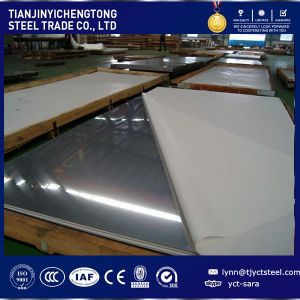 ASTM 202 2b/Ba Stainless Steel Plate 4′x8′ pictures & photos