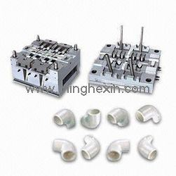 Plastic Pipe Fitting Injection Mould with ISO SGS