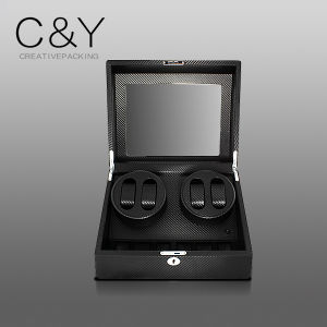 Classical Auto Carbon Fiber Watch Winder Made in China pictures & photos