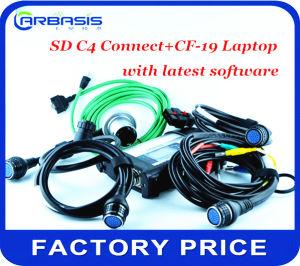 Super MB Star Plus SD Connect C4 Cables