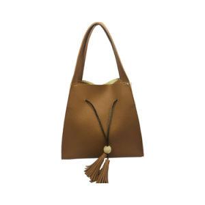 Nwes Custom PU Elegance Designer Women Handbag Fashion Bags Ladies Handbags (SM-017007) pictures & photos