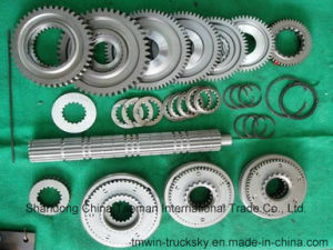 Sinotruck HOWO Shacman Heavy Duty Truck Transmission Gear Spare Parts pictures & photos