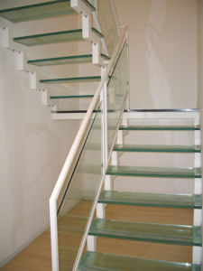 Staircase Handrail Tempered Laminated Glass pictures & photos