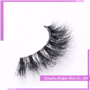 Cheaper Handmade Natural Mink Individual Lashes pictures & photos