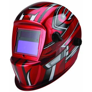 New Fashion Screen Turn Dark Quickly Eye Protection Welding Helmet pictures & photos