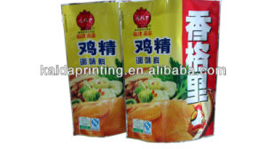 Aluminum Laminated Foil Pouch with Laser Anti-Counterfeit Marking, for Spices, Moisture Barrier, Good Printing Spices Bag pictures & photos