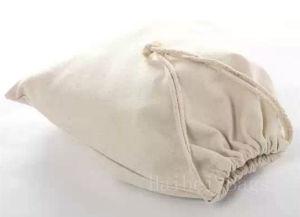 Cotton Drawstring Gift Bag (hbco-105) pictures & photos