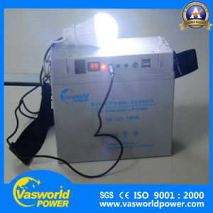 Solar Power Battery System 12V Rechargeable Battery 12V15ah for Nigeria Market pictures & photos
