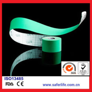 Hot Sale Fashion High Quality Colored Waterproof Sports Kinesiology Therapy Tape Sport Tape for Athlete pictures & photos