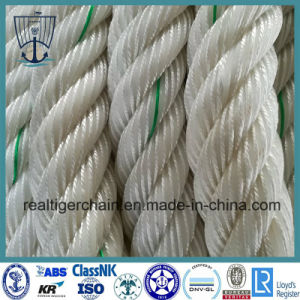 3/4-Strand Fiber Ropes Polypropylene, Polyester Mixed Rope pictures & photos