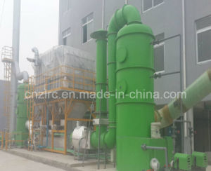Organic Gas Active Carbon FRP Air Purification Tower Air Purification pictures & photos