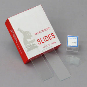 Lab Microscope Slide Cover Glass Manufacture pictures & photos