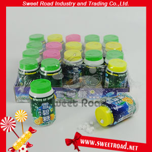 Lemon Soda Press Candy, Hard Candy, Tabletting Sugar