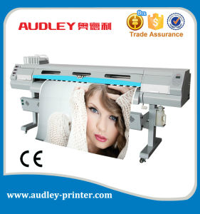 High Speed Double Head Eco Solvent Printer in China pictures & photos