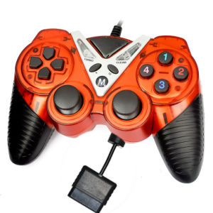 Gamepad/Game Controller/Joypad for PS2 Console pictures & photos