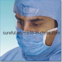 Non Woven Face Mask/Face Mask/Disposable Face Mask (2013SFFM001) pictures & photos