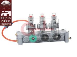 Fuel Tanker Pneumatic Plastic Control Block (QK01) pictures & photos