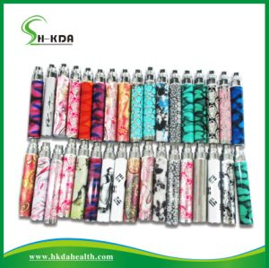 2013 Most Fashionable of The World Electronic Cigarette EGO-O, Flower Battery O