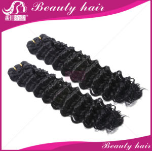 Blonde Brazilian Hair Extensions 4PCS Mixed Length Honey Blonde Kinky Curly Human Hair Bundles Deal Soft Curly 613 Hair Weaves pictures & photos