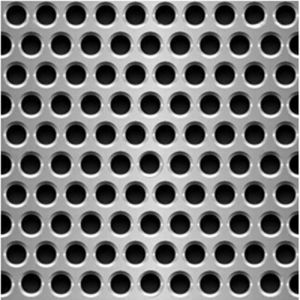 Low Carbon Steel Plate Perforated Metal pictures & photos