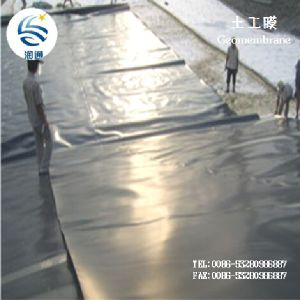 Manufacturers Best Price Geomembrane HDPE Pond Liners Geomembrane HDPE pictures & photos