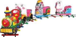 Small Amusement Park Mini Electric Trains for Sale, Cartoon Train pictures & photos
