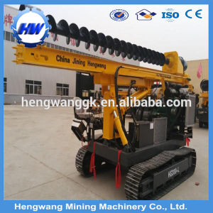 Crawler Mobile Pile Drilling Equipment Machine pictures & photos