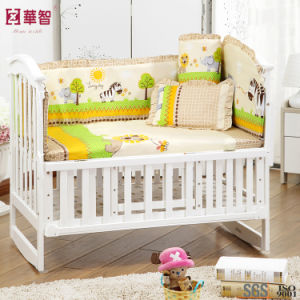 Printing Cute Bear Baby Bedding Sets pictures & photos